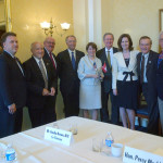 With the Canada-US Interparliamentary Group in Washington, DC