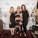 With Carole Vivier, CEO of Manitoba Film & Music and Kim Todd, President of Original Pictures.
