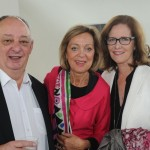With Director James Simpson and Eva Czigler at TIFF