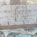 Viking Plaque
